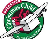 Operation Christmas Child Box Packing