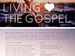Living The Gospel Conference
